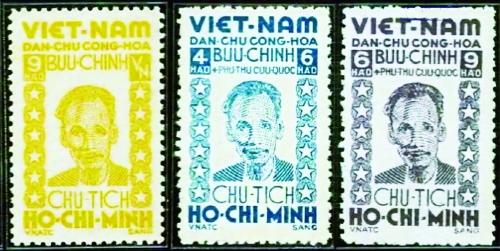 Tem thư Việt qua thời gian