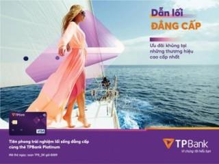 TPBank tiên phong ứng dụng công nghệ số cho sản phẩm thẻ