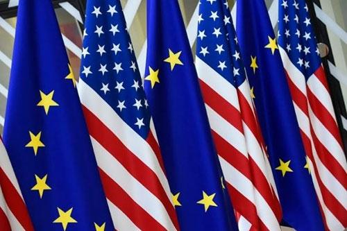Căng thẳng thương mại Mỹ - EU lại gia tăng