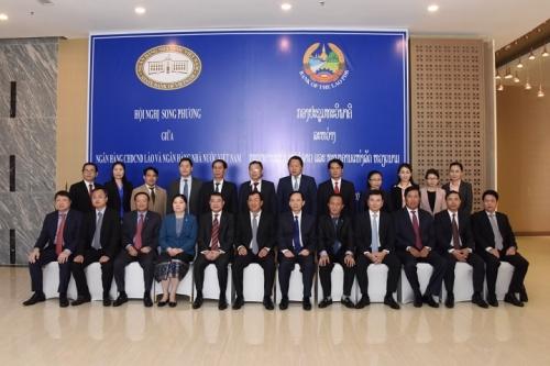 Hội nghị Song phương năm 2019 giữa NHNN Việt Nam và Ngân hàng Cộng hòa Dân chủ Nhân dân Lào