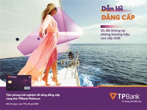 TPBank tiên phong ứng dụng công nghệ số