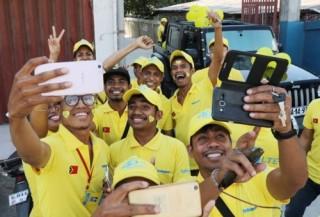 Telemor - thương hiệu của Viettel đóng góp lớn cho sự phát triển ngành tài chính Đông-Timor