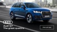Audi Việt Nam triệu hồi toàn bộ xe Audi Q5 vì lỗi rò rỉ dầu trên phanh chính
