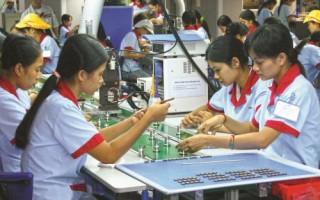 Doanh nghiệp điện tử Việt Nam chật vật