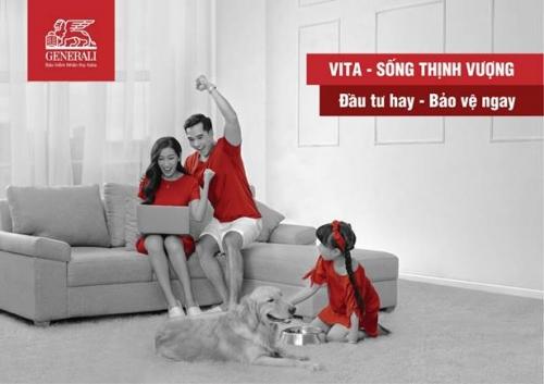 VITA – Sống Thịnh Vượng: Giải pháp đầu tư lâu dài cho người ít vốn