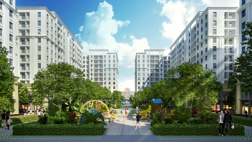 Bùng nổ nhu cầu sở hữu chung cư tầm trung tại thành phố Hạ Long