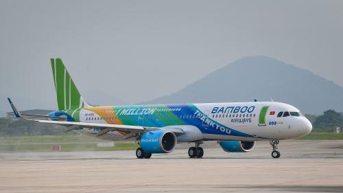 Bloomberg: Bamboo Airways đặt mục tiêu chiếm 30% thị phần vào 2020