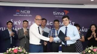 NCB và Tima hợp tác ra mắt dịch vụ quản lý tài khoản Người cho vay