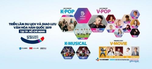 Cơ hội giao lưu văn hóa Hàn - Việt