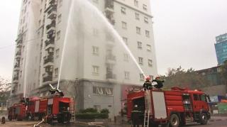 Phòng cháy, chữa cháy trong các khu chung cư vẫn nhiều bất cập?