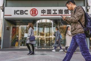 Hệ thống ngân hàng Trung Quốc yếu đi vì đại dịch