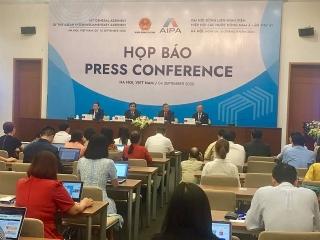 Sẵn sàng cho Đại hội đồng Liên nghị viện ASEAN (AIPA 41)