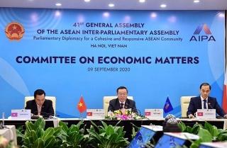 Các nước AIPA cần đề xuất giải pháp nhằm gắn kết và phục hồi kinh tế sau đại dịch