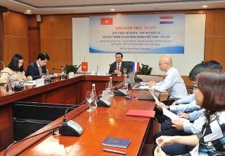 Thu hút đầu tư và phát triển cơ hội kinh doanh Việt Nam – Hà Lan