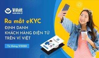 LienVietPostBank chính thức ra mắt giải pháp eKYC