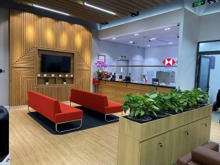 HSBC Việt Nam khai trương Phòng Giao dịch Thảo Điền