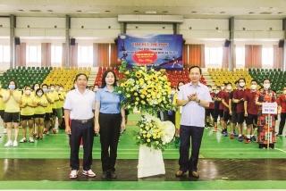Giao hữu thể thao NHNN Trung ương: Lan tỏa tinh thần thi đua