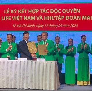 Mai Linh và Dai-ichi Việt Nam ký kết hợp tác độc quyền