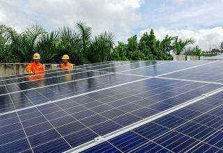 Bộ Công Thương hướng dẫn ưu đãi phát triển điện mặt trời mái nhà