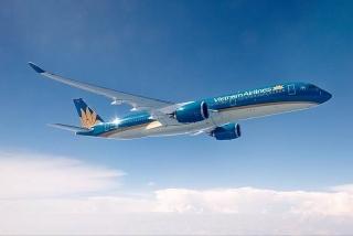 Vietnam Airlines chính thức mở bán chuyến bay thương mại quốc tế thường lệ về Việt Nam đầu tiên sau Covid-19