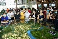 Sở hữu nhà phố sinh thái trong tầm tay với chính sách ưu đãi hấp dẫn