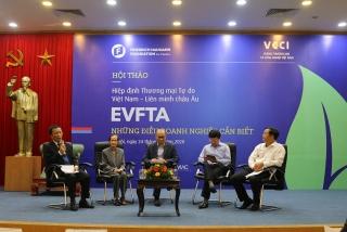 EVFTA: Hiểu đúng để hành động trúng