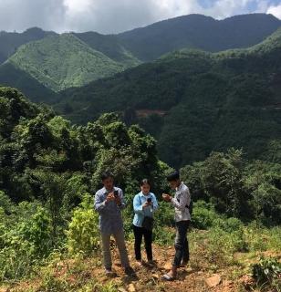 Vương quốc Bỉ hỗ trợ Quảng Nam trong quản lý thiên tai