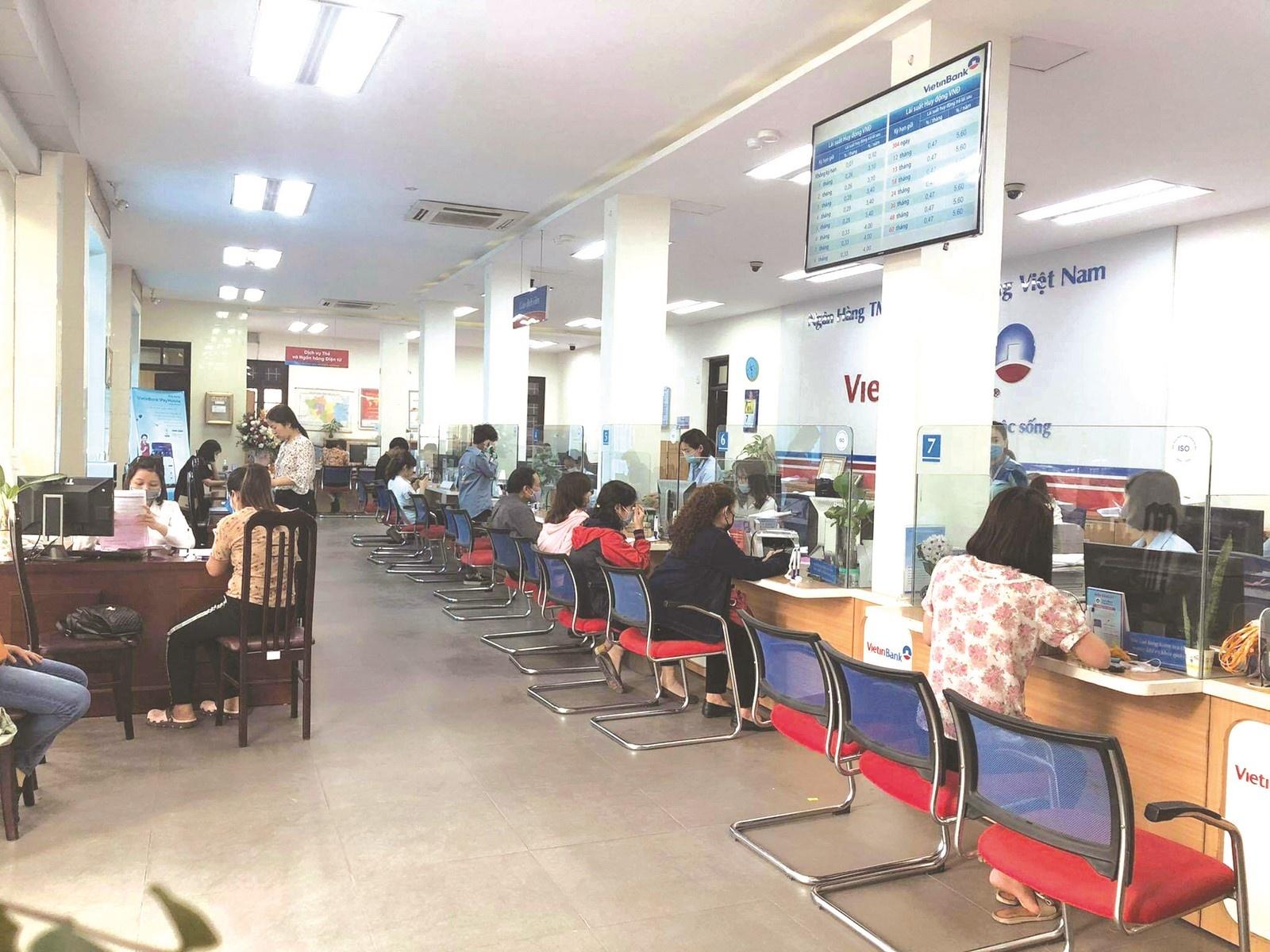 nganh ngan hang thai binh chia lua cung doanh nghiep va nguoi dan vuot kho