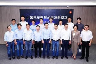 Xiaomi đánh dấu cột mốc quan trọng trong kinh doanh xe điện