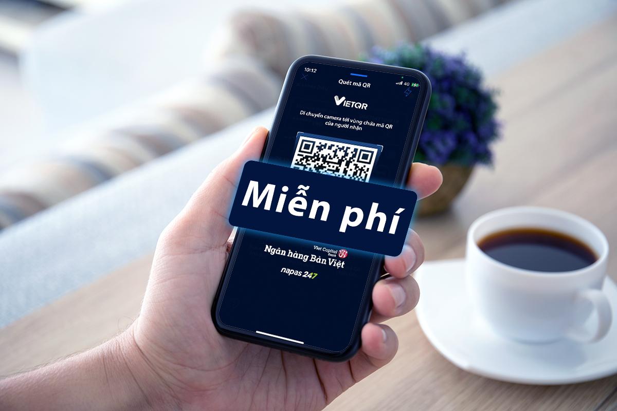 """Chuyển khoản bằng mã VietQR trên """"digimi"""":Tính năng chuyển tiền siêu nhanh cho mùa giãn cách"""