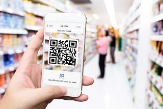 Hà Nội yêu cầu quét mã QR tại các điểm bán hàng