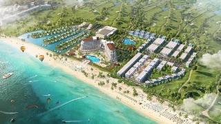 """The Blue Village - """"tiểu Santorini"""" độc đáo giữa lòng đại đô thị nghỉ dưỡng FLC Quảng Bình"""