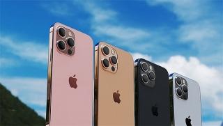 iPhone 13 không còn bộ nhớ trong 64 GB