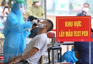 Ngày 14/9, Việt Nam ghi nhận thêm 10.508 ca COVID-19