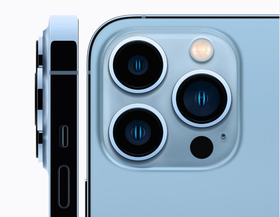 iphone 13 pro lan dau tich hop man hinh 120 hz