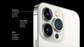 iPhone 13 Pro lần đầu tích hợp màn hình 120 Hz