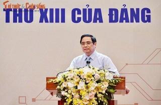"""Thủ tướng Phạm Minh Chính: """"VUSTA phát huy tốt vai trò hạt nhân tập hợp, tư vấn, phản biện…"""""""