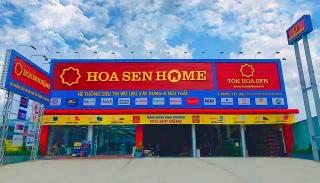 """Hoa Sen Home """"phủ sóng"""" khắp các tỉnh miền Tây, miền Đông và Tây Nguyên"""
