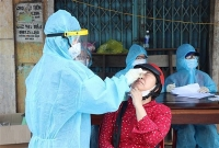Tối 21/9, Việt Nam ghi nhận thêm 11.692 ca mắc mới COVID-19