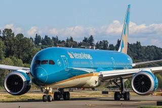 Vietnam Airlines chính thức hoàn tất công tác xin cấp phépbay thẳng đến Mỹ
