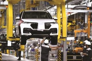 Thị trường ô tô chuẩn bị cho hậu đại dịch