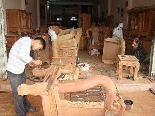 Nỗi niềm các lao động làng nghề
