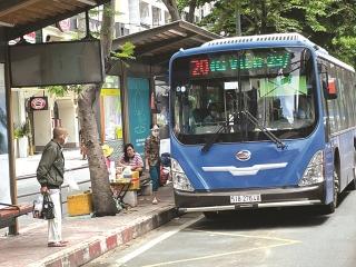 TP. Hồ Chí Minh: Đề xuất cho xe buýt, taxi, ôtô công nghệ hoạt động trở lại