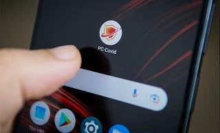 PC-Covid đã có mặt trên kho ứng dụng Apple và Google