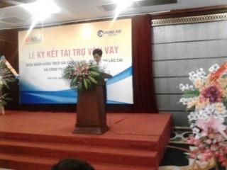 SHB dành 200 tỷ cho dự án khai thác quặng Apatit tại Lào Cai