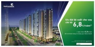 Vietcombank cho vay mua nhà Hưng Phúc với lãi suất chỉ từ 6,8%/năm
