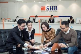 SHB cho hộ gia đình vay với lãi suất chỉ từ 7,5%/năm
