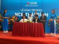 NCB Chi nhánh Thái Bình đi vào hoạt động