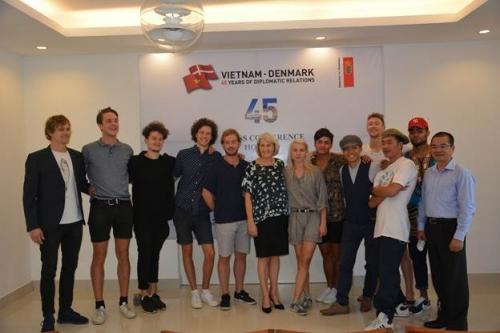 Giao lưu văn hóa thúc đẩy hợp tác song phương Việt Nam-Đan Mạch