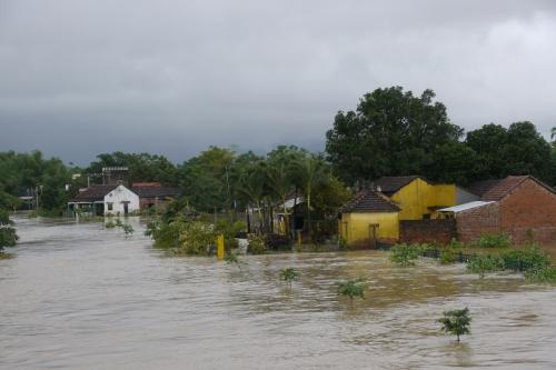 Hỗ trợ 260 tỷ đồng cho 12 địa phương khắc phục thiệt hại do bão, lũ